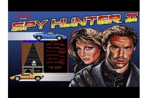Classic Arcade Game Spy Hunter 2 on PS3 in HD 1080p - YouTube