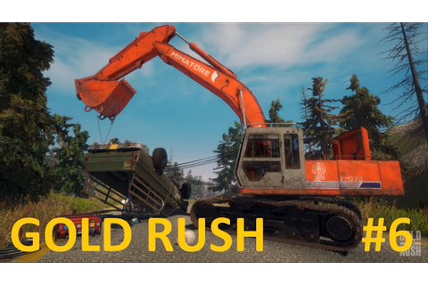 Gold Rush The Game - Bagger kaufen? #6 - YouTube