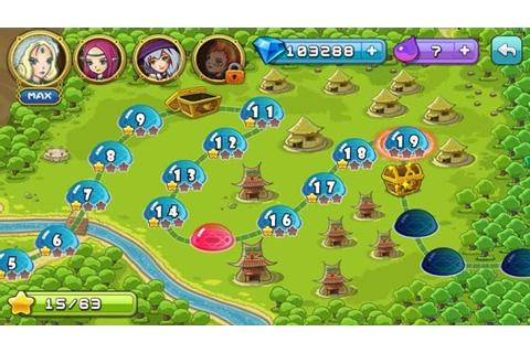 Fairy War II » Android Games 365 - Free Android Games Download
