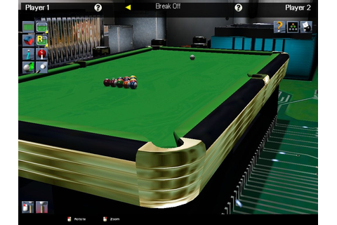 Jimmy White's Cueball World PC Galleries | GameWatcher
