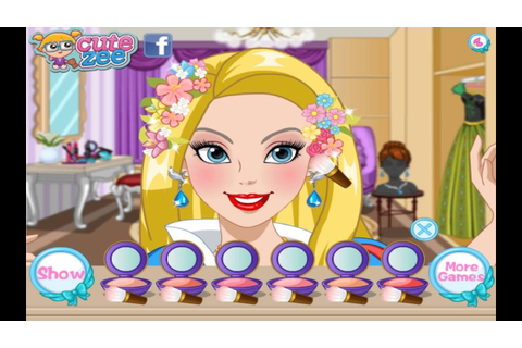 Disney Princess Makeup - Dress Up & Makeup Games For Girls ...