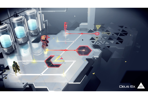 Deus Ex Go can give you a leg-up in Mankind Divided with ...