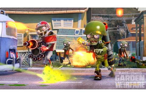 All for free: Plants vs. Zombies: Garden Warfare Keygen