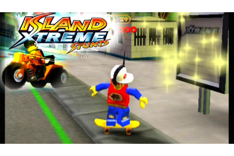 Island Xtreme Stunts ... (PS2) - YouTube