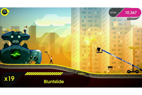 OlliOlli 2: Welcome to Olliwood arrives on PS4, Vita next ...