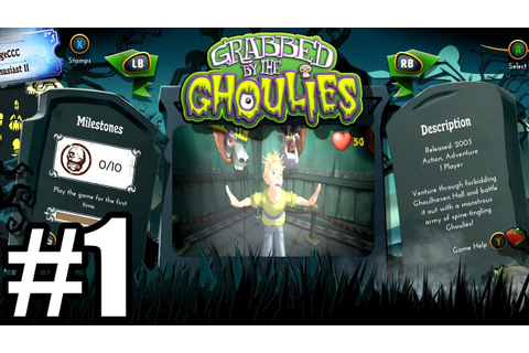Rare Replay : Grabbed By The Ghoulies - Gameplay ...