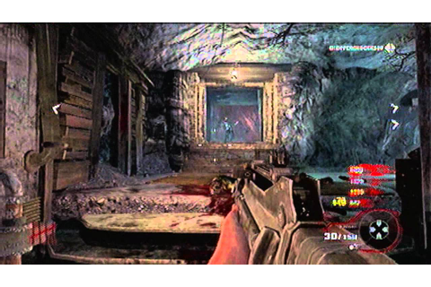 Call of Duty Black Ops zombies in shangri-la. ps3 gameplay ...