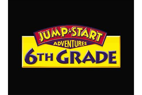 JumpStart Adventures 6th Grade: Mission: Earthquest ...