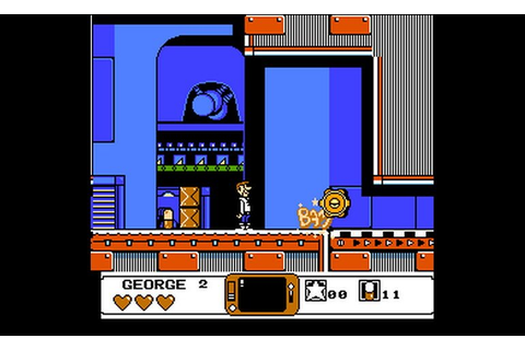 Play Jetsons, The - Cogswell's Caper! (USA) • NES GamePhD