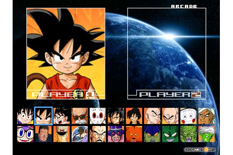 Dragon Ball Origins Mugen - Screenshots, images and ...