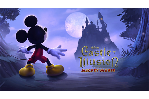 Castle of Illusion Starring Mickey Mouse Available for ...