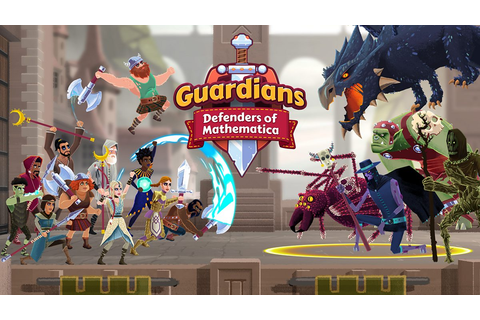 Play Guardians Maths Game | Primary Games | Fun Online ...