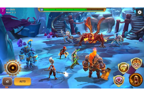 M&M: ELEMENTAL GUARDIANS ( ANDROID / IOS / MOBILE ...