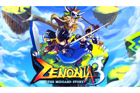 Zenonia 3: The Midgard Story | Gameteep