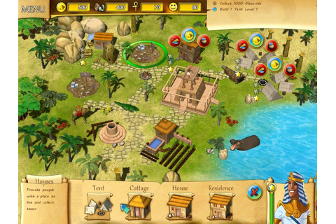 Game Fate of the Pharaoh. Download game Fate of the ...