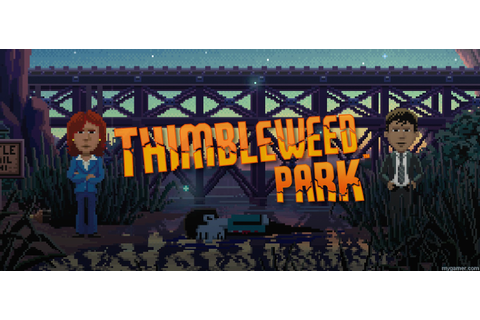 Thimbleweed Park Coming to PS4 in Aug, Switch in Sept
