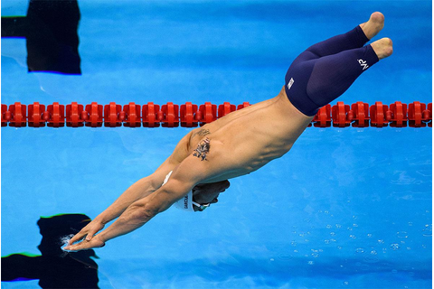 Photos: Paralympian swimmers compete for gold in Rio | KMTR