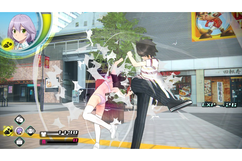The Games of Chance: REVIEW - Akiba's Trip: Undead ...
