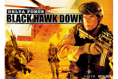 Delta Force: Black Hawk Down PC Game Free Download | PC ...
