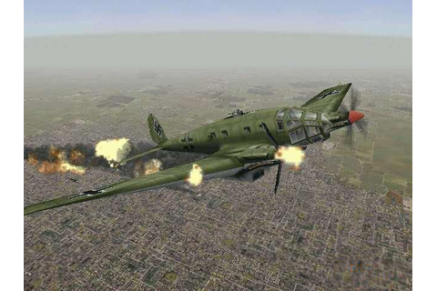 European Air War Download (1998 Simulation Game)