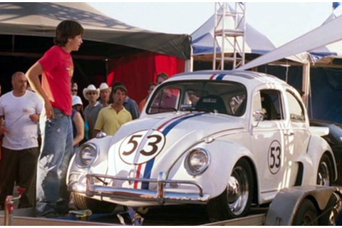 herbie fully loaded | Herbie: Fully Loaded... another fun ...