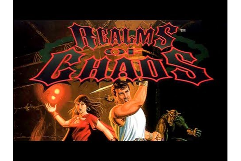 LGR - Realms of Chaos - DOS PC Game Review - YouTube