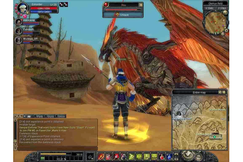 Silkroad Online System Requirements | pc-android games ...