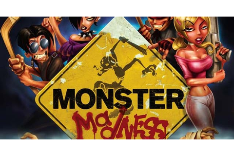 Monster Madness - Battle for Suburbia- Game Online
