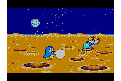 Penguin Land | Sega Does