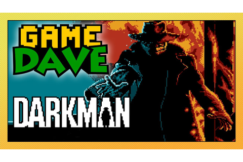Darkman NES Review | Game Dave - YouTube