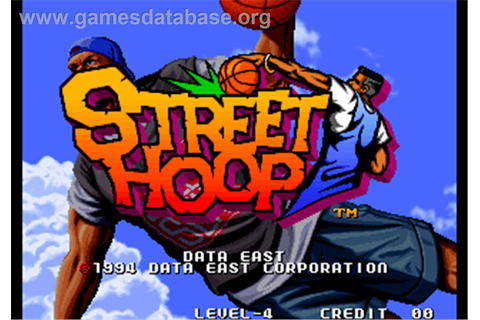 Street Hoop / Street Slam / Dunk Dream - Arcade - Games ...
