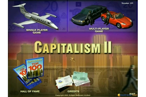 Capitalism 2 gameplay (PC Game, 2001) - YouTube