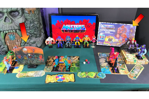 CMON Announces Masters of The Universe: The Board Game ...