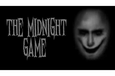 THE MIDNIGHT GAME - Midnight Man Indie Horror Game - YouTube