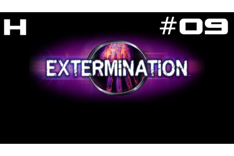 Extermination Walkthrough Part 09 [PCSX2] - YouTube
