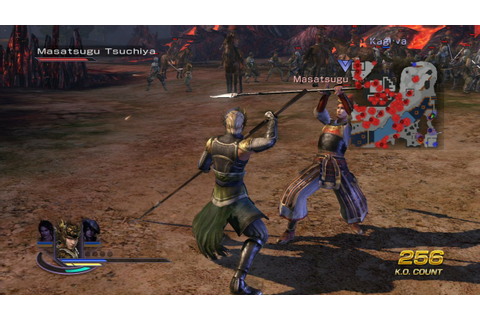 Warriors Orochi 3 Ultimate - As We Play - The Game Is ...