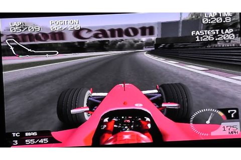 F1 2003 PS2 Gameplay - YouTube
