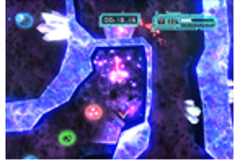 Evasive Space on WiiWare