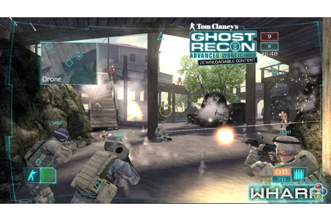 Download Game Tom Clancys Ghost Recon - Predator PSP Full ...
