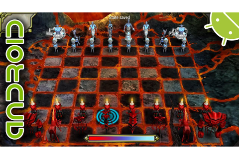 Online Chess Kingdoms | NVIDIA SHIELD Android TV | PPSSPP ...