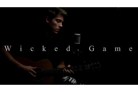 Chris Isaak - Wicked Game (Acoustic Cover) - YouTube