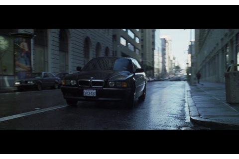 BMW 7 Series - The Game (1997) Movie