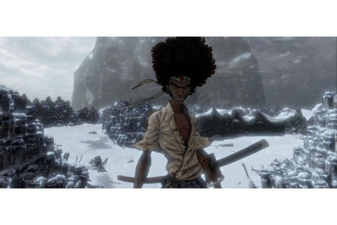 "Afro Samurai 2 PS4 ""Was a Failure,"" Game Removed From ..."