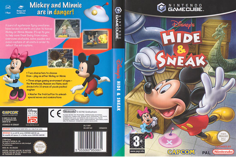 GHVP08 - Disney's Hide & Sneak