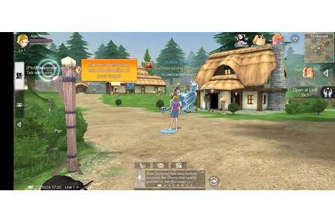 Mabinogi: Fantasy Life Mobile - A role-playing game ...