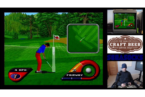 Actua Golf 2 - Sony Playstation - YouTube