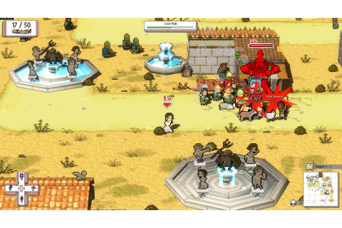 Okhlos - screenshots gallery - screenshot 1/16 ...