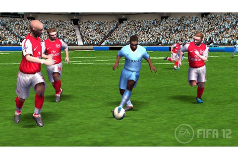 EA SPORTS FIFA Soccer 12 Game | PSP - PlayStation