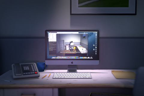 The Stanley Parable designer debuts 'weird puzzle game ...