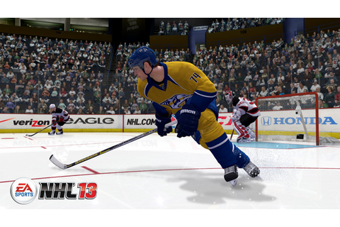 Amazon.com: NHL 13 - Xbox 360: Video Games